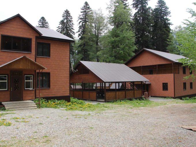 Гостевой дом SAPRA